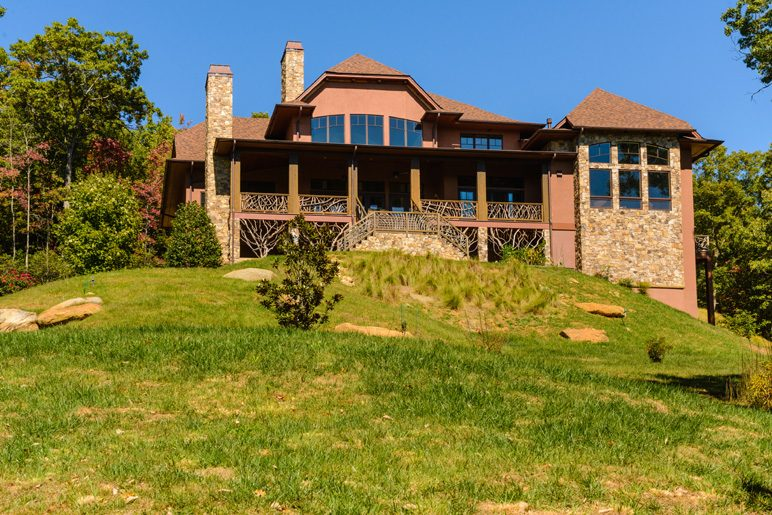 Luxury homebuilders asheville