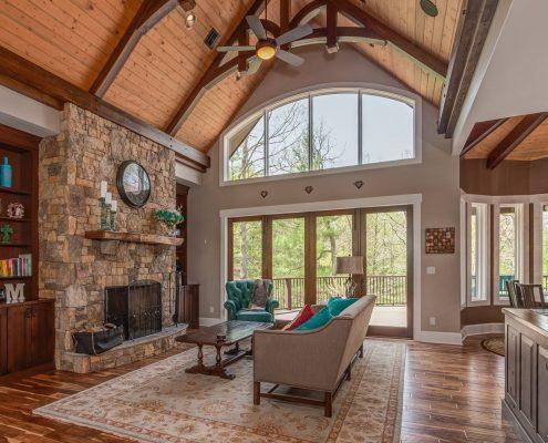 Asheville custom home builders