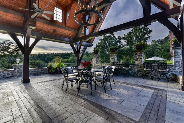 Outdoor entertainment remodeling contractors_asheville