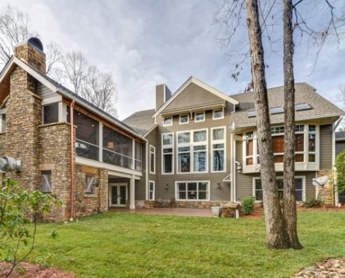 Luxury Home Remodel Asheville