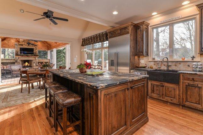 Asheville remodeling contractors_kitchen remodels