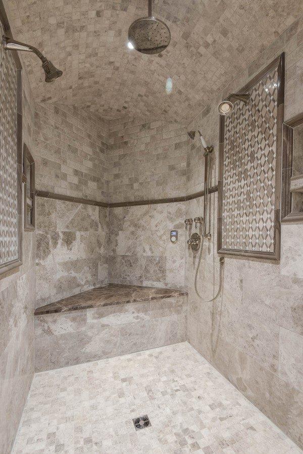 Luxury homes asheville shower