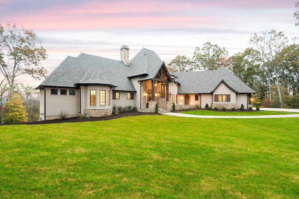 custom home builder asheville_cost to build