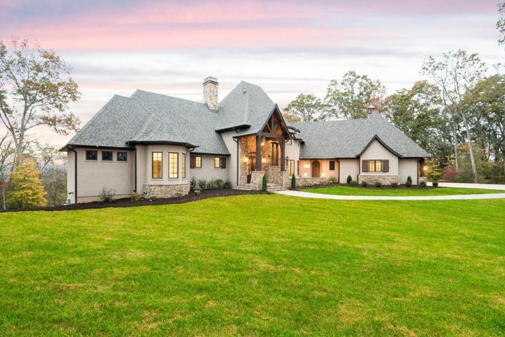 custom home builder asheville_wnc