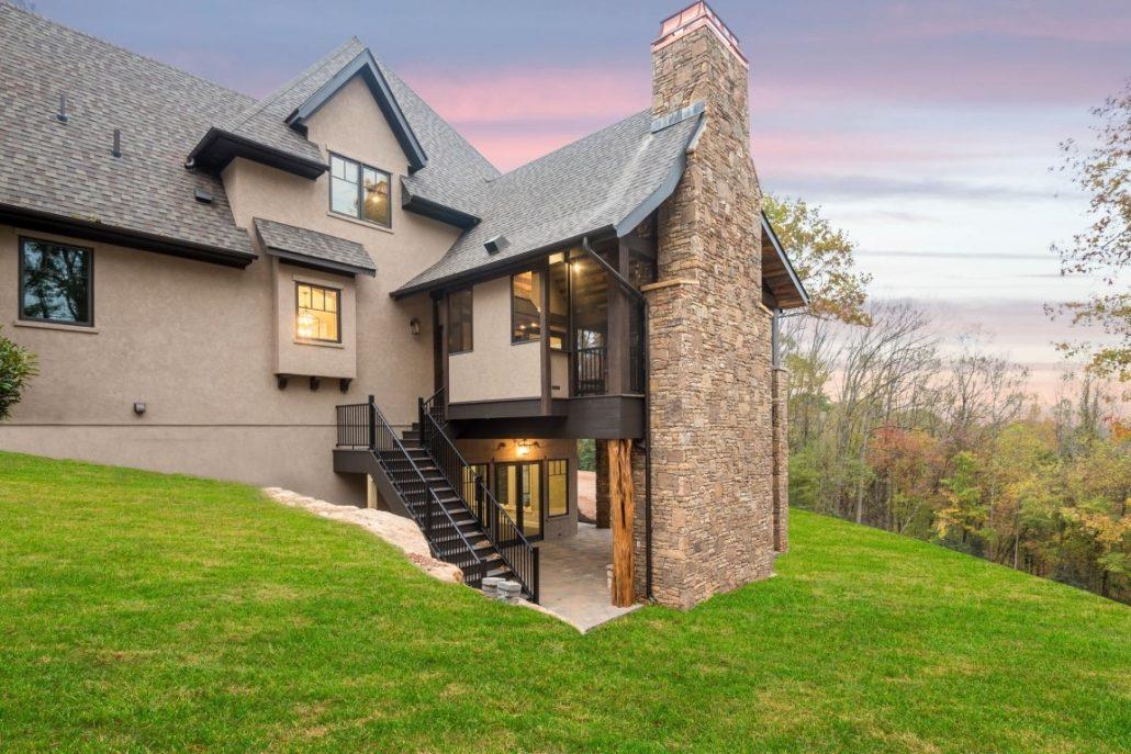 custom homes asheville nc_modern homes