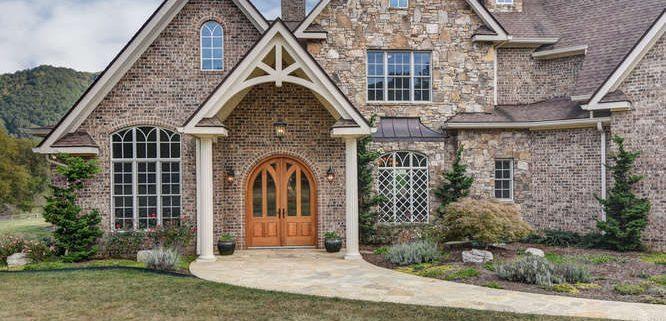 Asheville Luxury Home Builder_contractors in NC