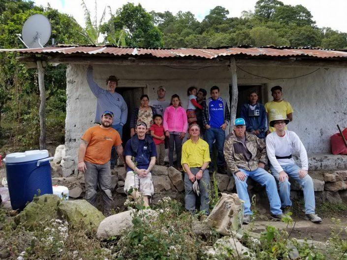 Judd Builders Honduras