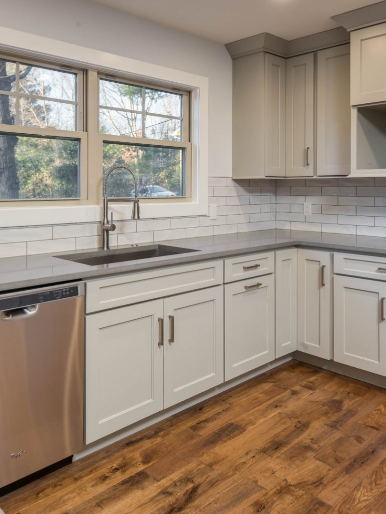 Asheville New Home Kitchen_builders in nc