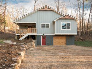 custom home builders asheville nc