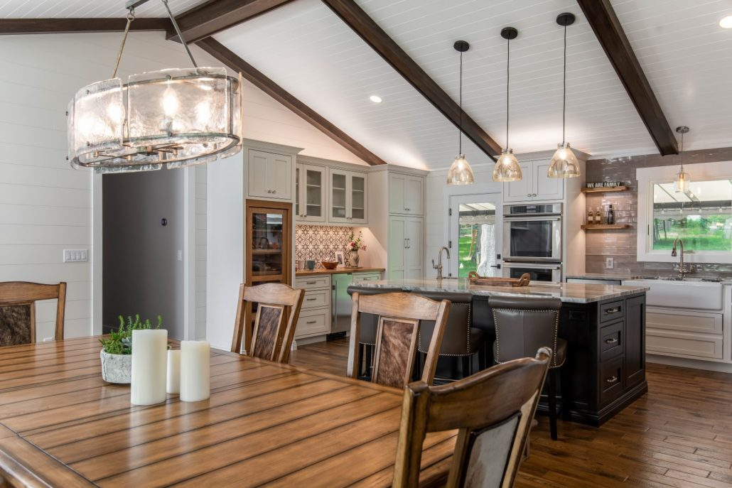 Asheville NC Home Remodelers | Kitchen Remodel | Judd Builders