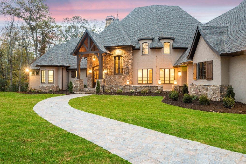 Ashevilleu0027s Luxury Home Builder