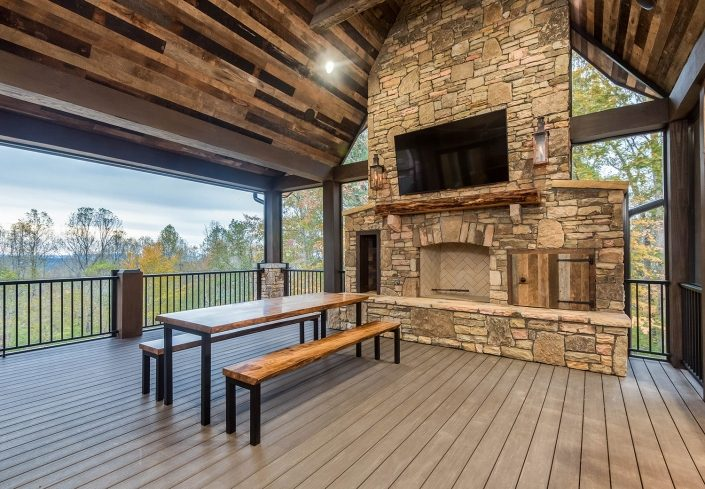 asheville custom home builders