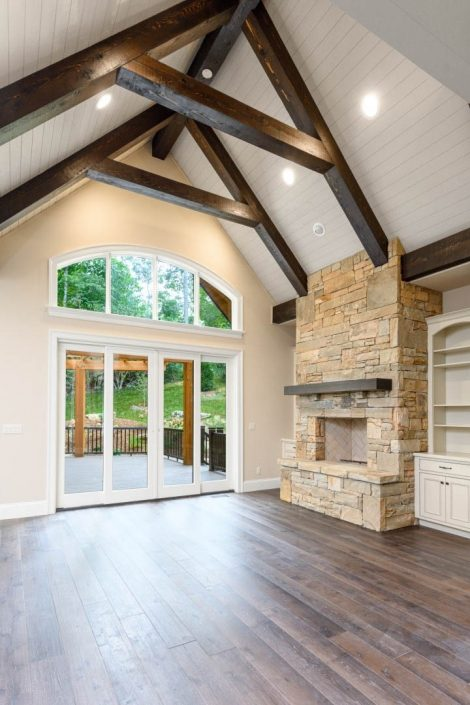 modern home builder asheville, nc_WNC