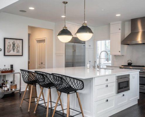 asheville luxury kitchen remodels