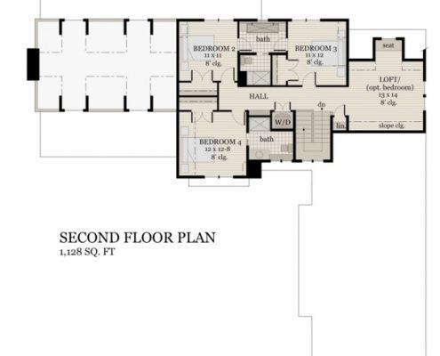 modern house plans asheville