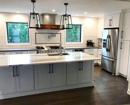 luxury kitchen remodel near asheville nc