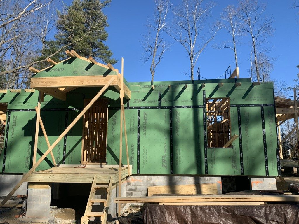 new home construction_weaverville nc