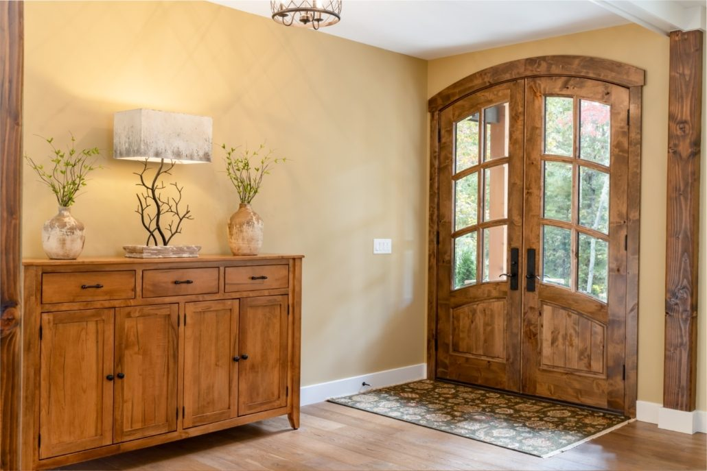 luxury homes asheville_new construction