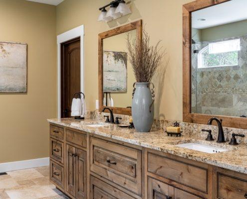 master bathroom design_luxury home builders wnc