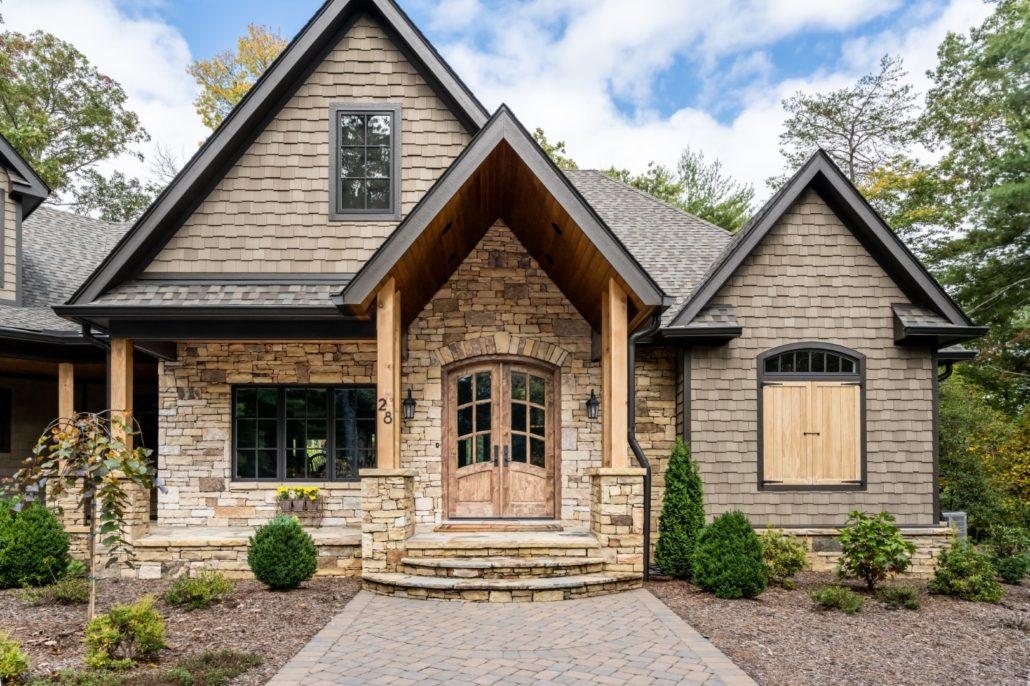 building a custom home in asheville north carolina