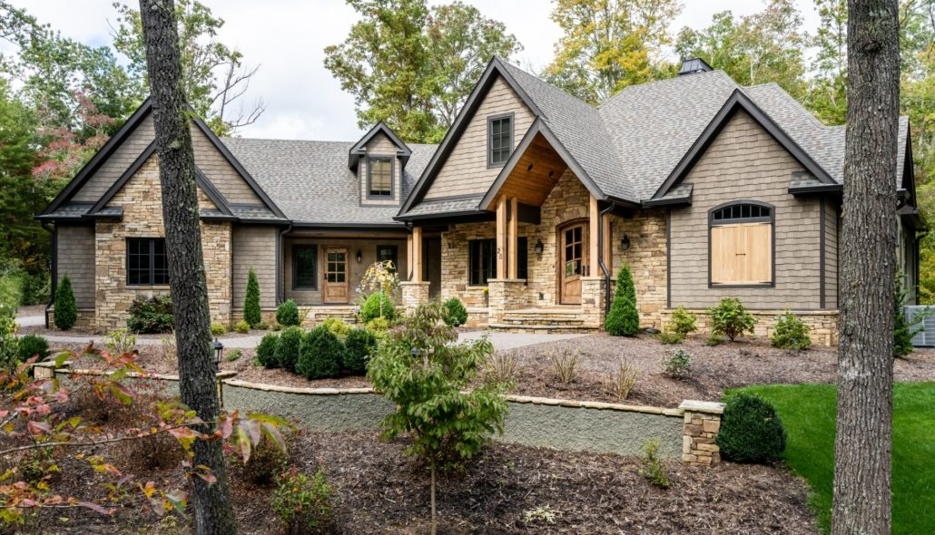 cost to build a home in asheville north carolina