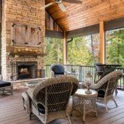 asheville custom home builders_outdoor living
