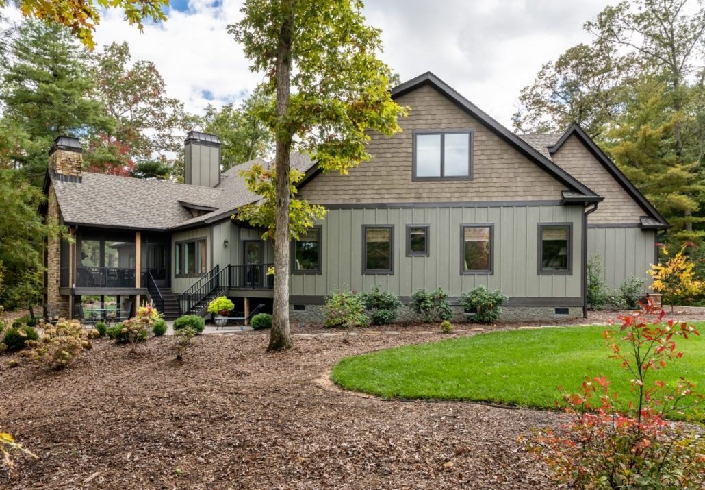 second home asheville_best builders in wnc