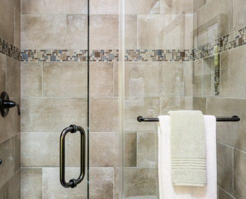 shower design_luxury homes asheville