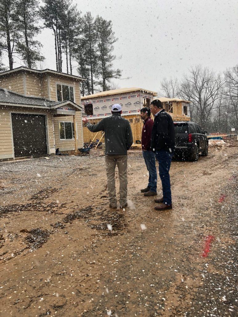 custom home builders western north carolina